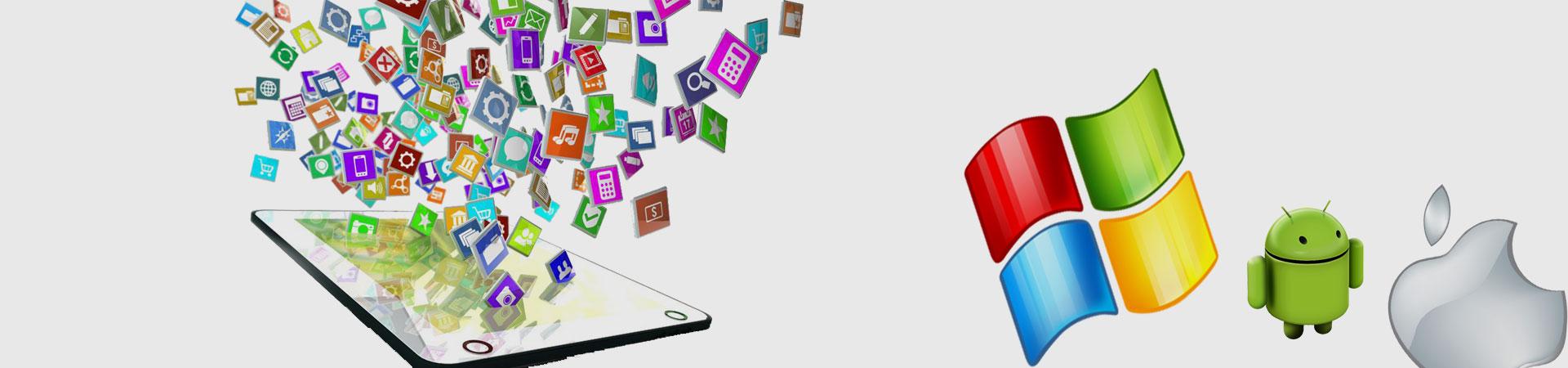 Mobil Uygulamalar IOS Android Windows